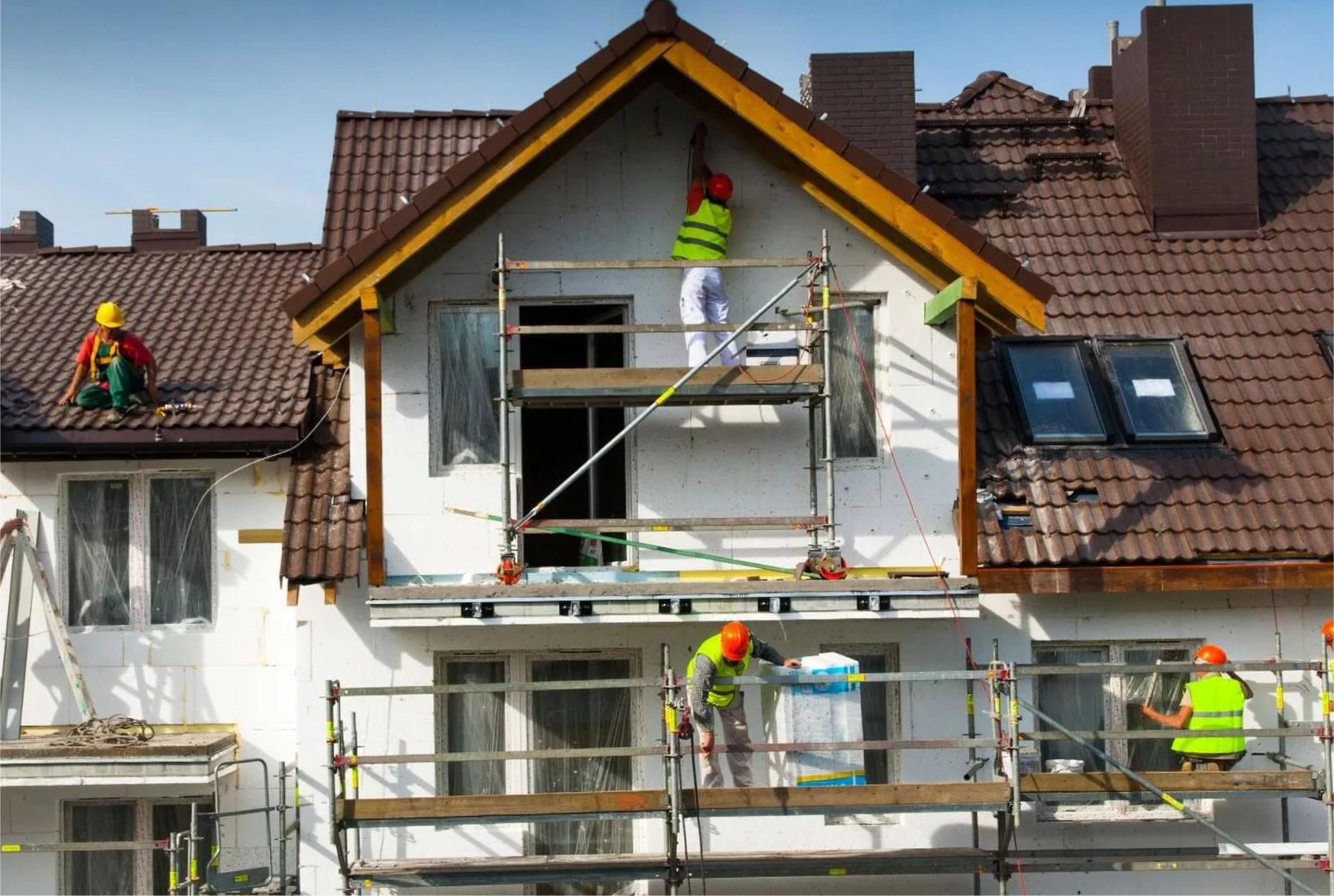 Ремонт вентилируемых фасадов смета